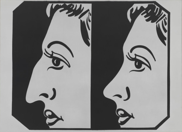 Andy Warhol's advertisement for Jewish Nose Job.. he was obsessed with his own nose/appearance andy warhol surgery