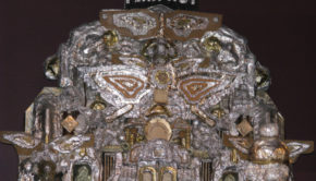 James Hampton, The Throne of the Third Heaven of the Nations' Millennium General Assembly, 1950-1964, Smithsonian American Art Museum