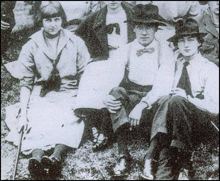 Dora Carrington Carrington, Nevinson and Gertler