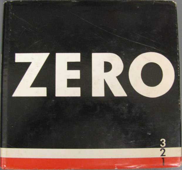 zero movement Zero_Cover-1024