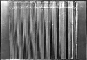 Heinz Mack, Vibration of Light (Vibration des Lichts), 1958, Studio Mack © Heinz Mack