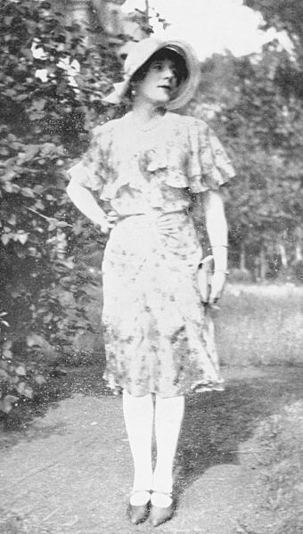 The Story of Lili Elbe: Lily Elbe, 1930, transgender woman