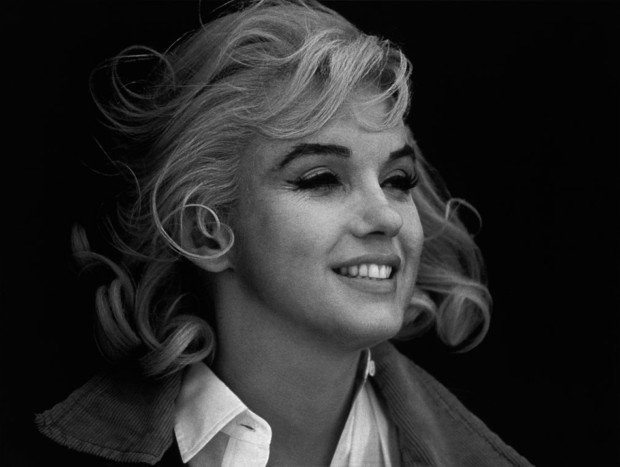 Marilyn Monroe in art Marylin Monroe in art Marilyn Monroe by Eve Arnold