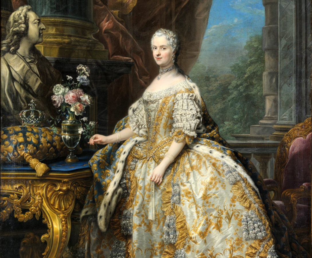french elegance how did women dress in the 18th century
