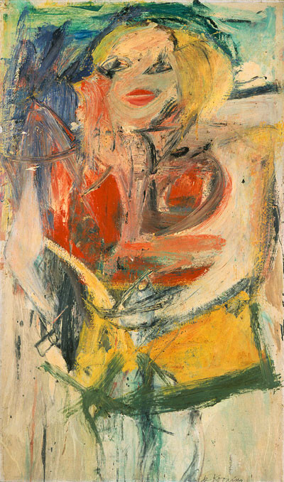 Marilyn Monroe in art Marylin Monroe in art Willem de Kooning Marilyn Monroe, 1954 Oil on canvas 50 x 30 inches © Collection Neuberger Museum of Art Purchase College, State University of New York Gift of Roy R. Neuberger