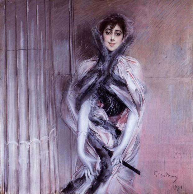 Emiliana Concha de Ossa by Giovanni Boldini