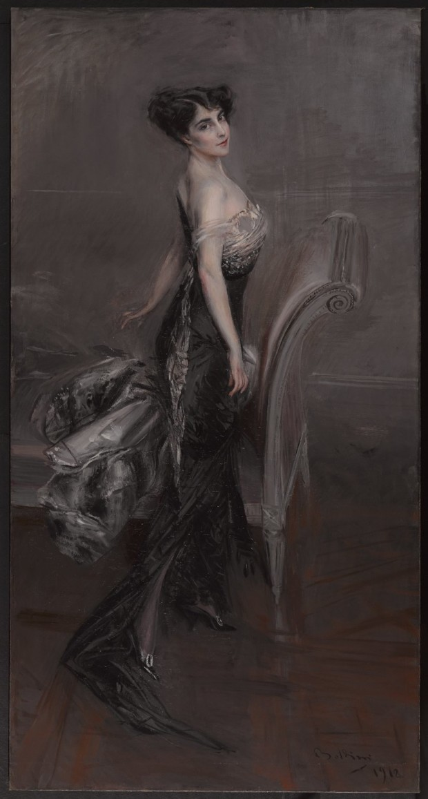 Florence Blumenthal by Giovanni Boldini