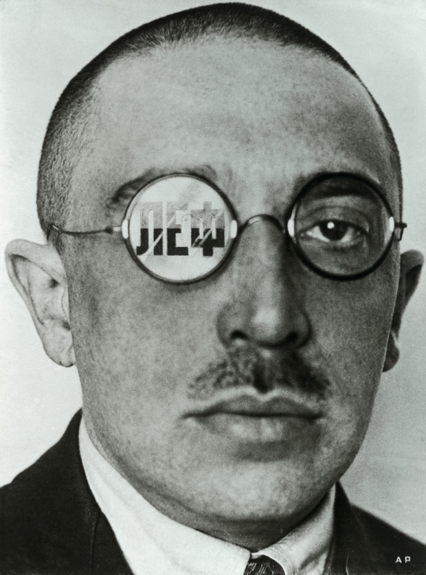 Alexander Rodchenko, Caricature Showing Osip Brik, Private collection, © Rodchenko's Archive, 2011, ProLitteris, Zurich, artsy halloween costume