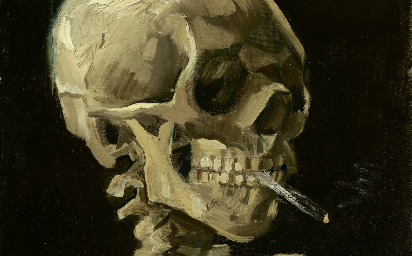 Sculls, Demons, Devils    13 Creepy Paintings Ideal For