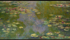 Water lilies, 1919, Claude Monet