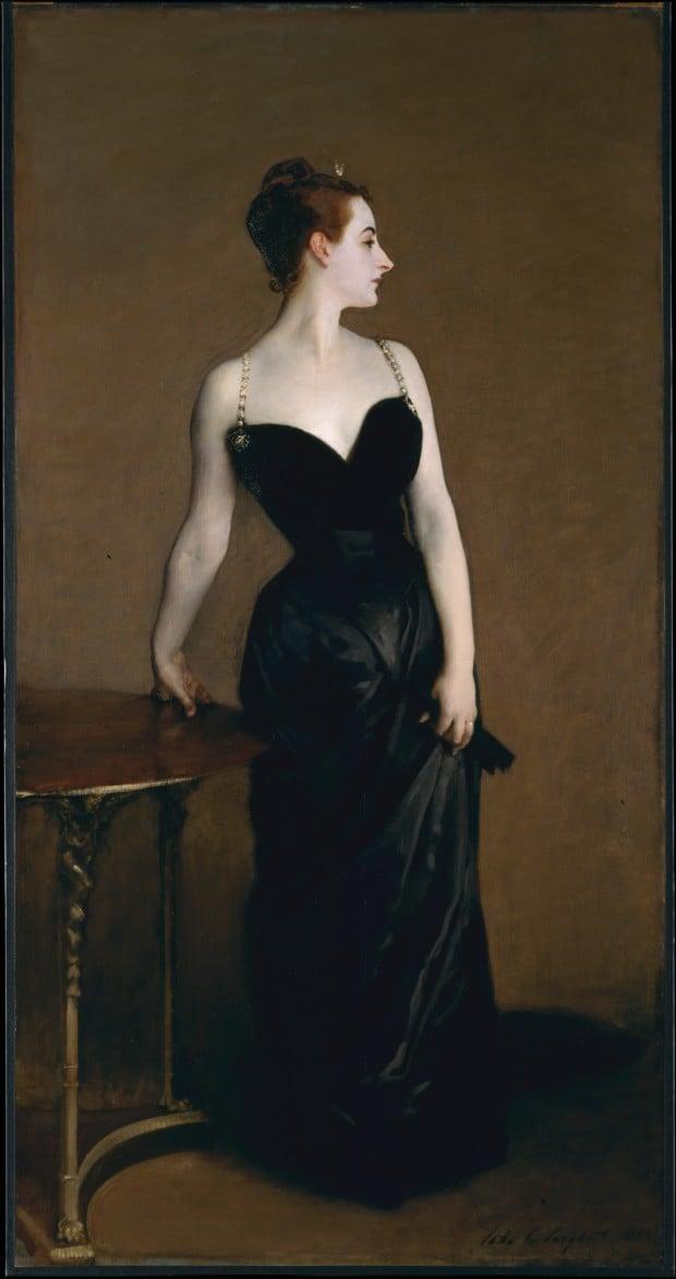 Madame X by John Singer Sargent Portraits by John Singer Sargent