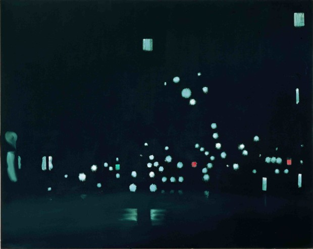 Alex Katz, Houston (1999), courtesy MdM Mönchsberg