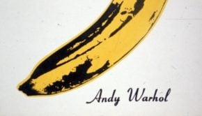 "MARCH 12:  Album cover designed by Andy Warhol for rock group ""The Velvet Underground"" record ""The Velvet Underground & Nico"" which was released on March 12, 1967 and recorded in New York City, New York. (Photo by Michael Ochs Archives/Getty Images)"