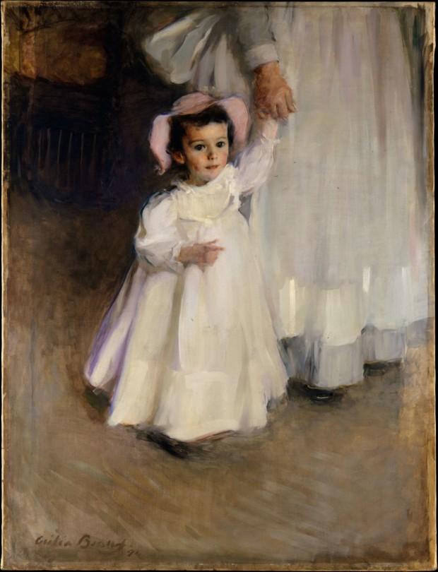 Cecilia Beaux, Ernesta Portraiture of Cecilia Beaux