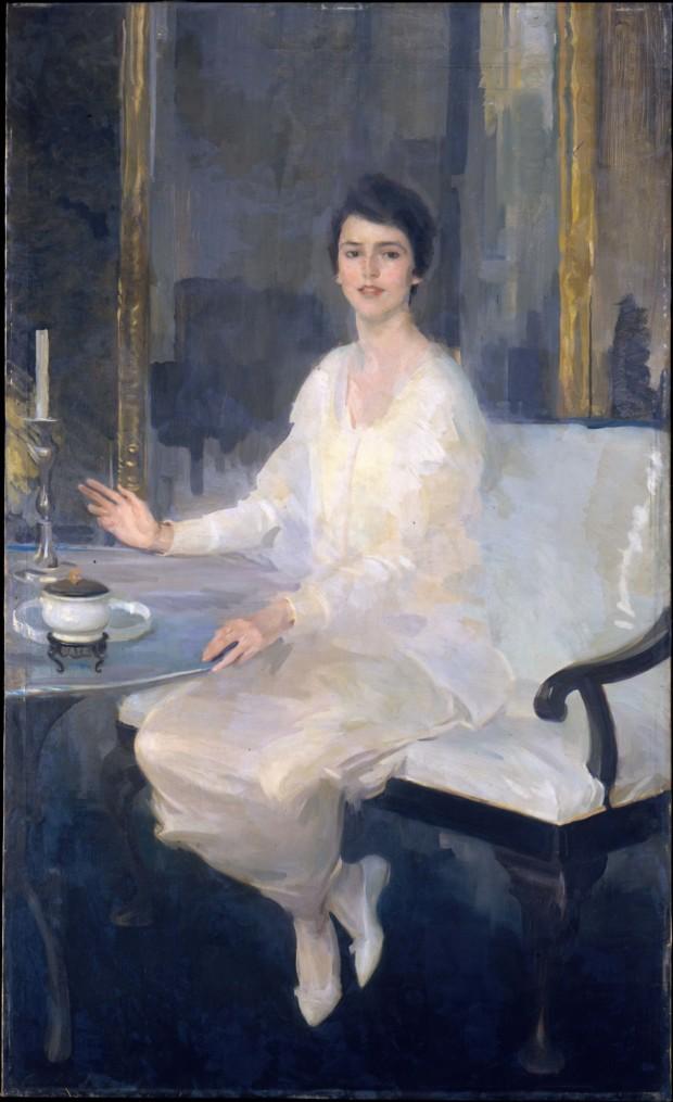 Cecilia Beaux, Ernesta