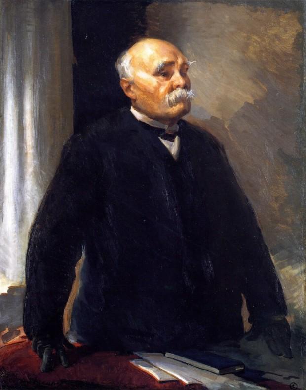 Cecilia Beaux Georges Clemenceau Portraiture of Cecilia Beaux