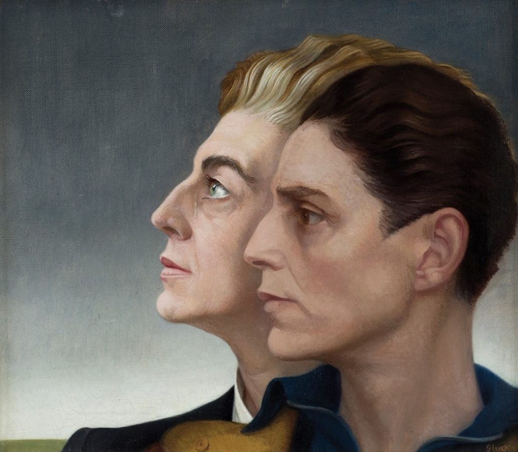 Hannah Gluckstein Gluck And Her Queer Art: Gluck, Medallion (YouWe), 1936, private collection. Christie's.