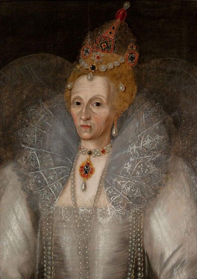 Portraits of Queen Elizabeth I: Queen Elizabeth I in Portraits Portraits of Queen Elizabeth I