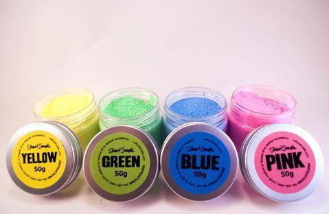 Stuart Semple's colors, painters trademarked colors