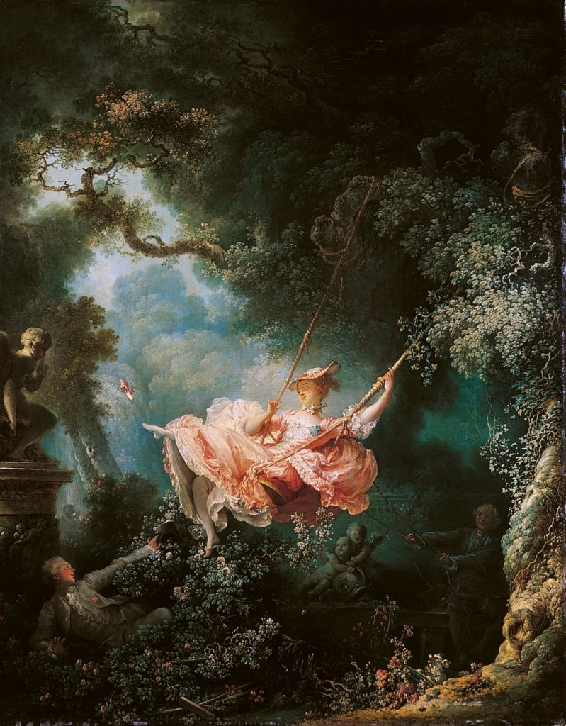the Swing, 1767, Wallace Collection, London