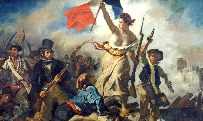 liberty leading the people ile ilgili görsel sonucu