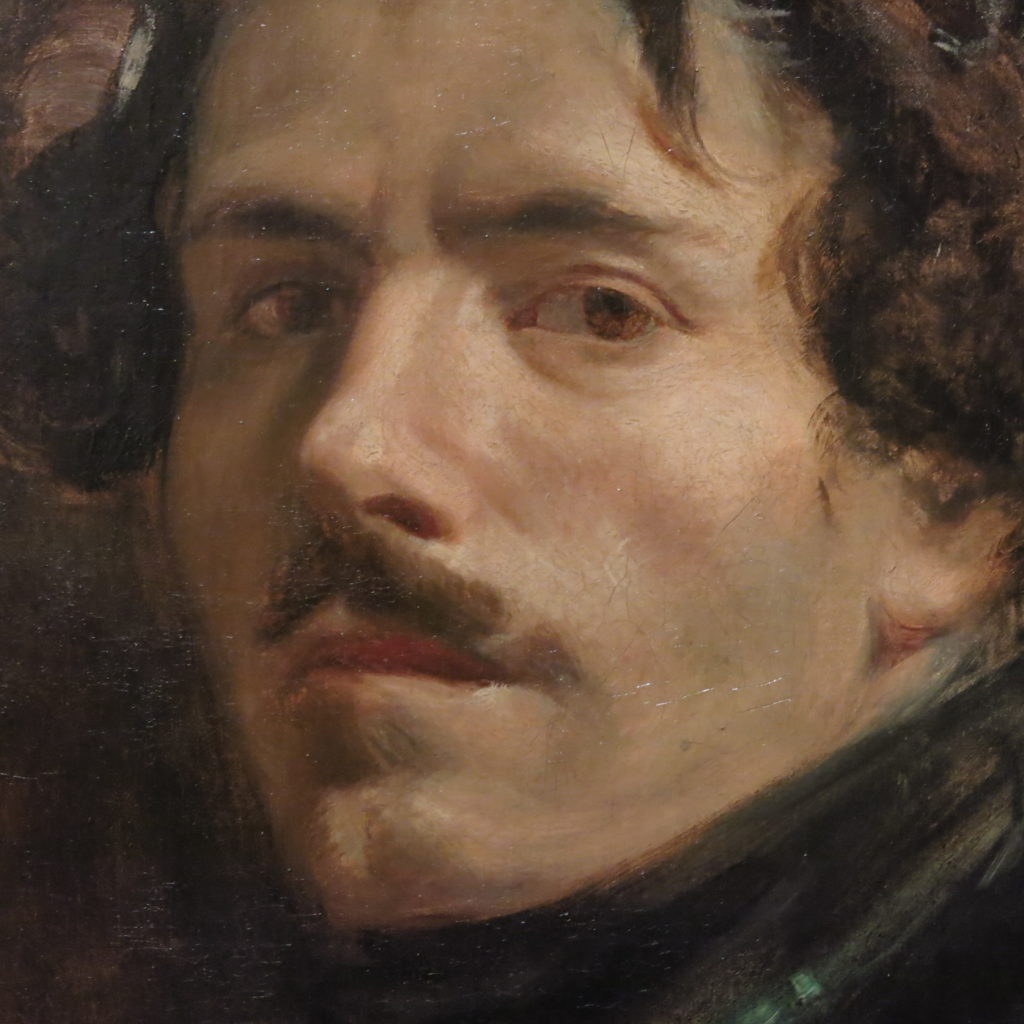 Delacroix exhibition at the Louvre