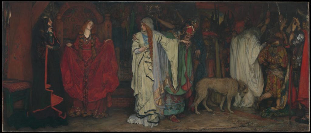 King Lear, Abbey's Shakespeare Paintings