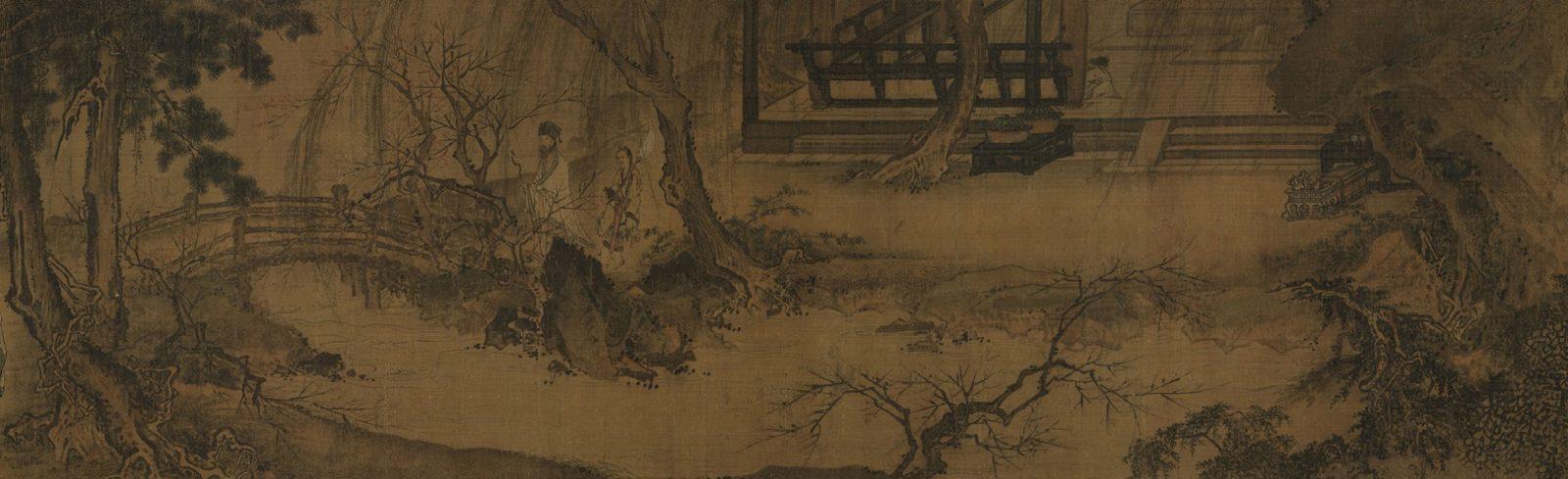 genius artist Ma Yuan