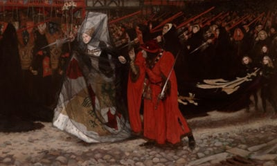 Richard III, Abbey's Shakespeare paintings