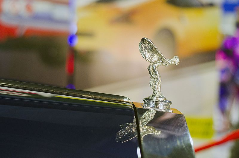 story of the Spirit of Ecstasy