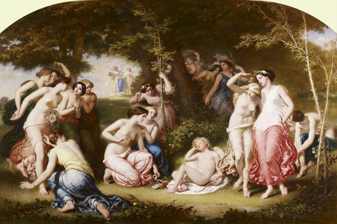 The Disarming of Cupid, The Cultural Legacy of Albert, Prince Consort