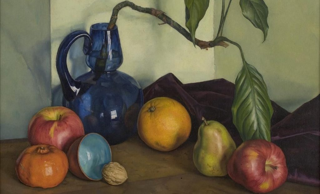 Still lifes too vivid to be real- Imagined Realism in Luigi