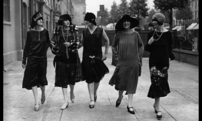 Street fashion, 1920s, The Roaring Twenties, the Roaring Twenties