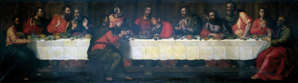 Plautilla Nelli, Last Supper, Santa Maria Novella, restoration of last supper by Plautilla Nelli