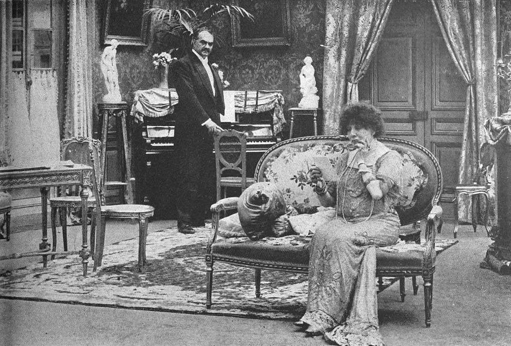 sarah bernhardt the first artist superstar divine sarah