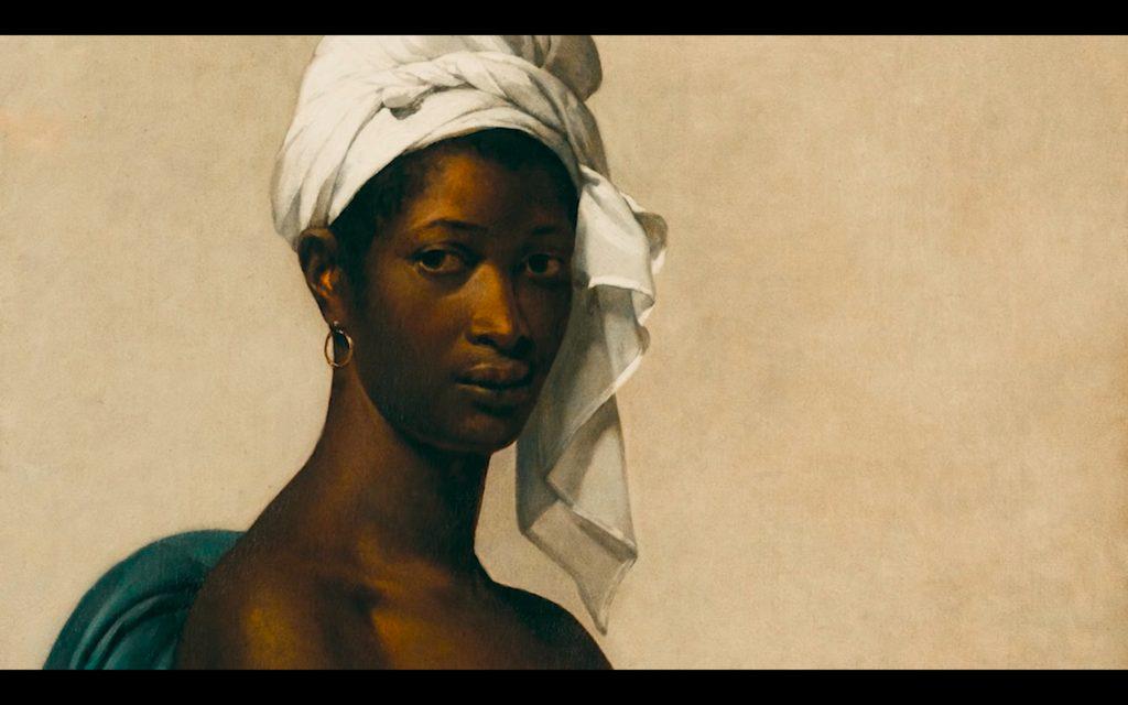 Beyonce Jay-z Louvre video Marie-Guillemine Benoist, Portrait of a Black Woman, 1800 Musée du Louvre