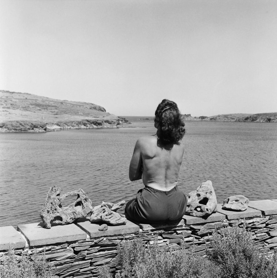 Charles Hewitt, 1955, Summer with Salvador Dalí