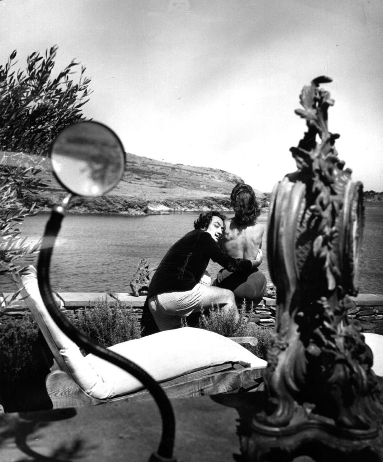 harles Hewitt, 1955, Summer with Salvador Dalí