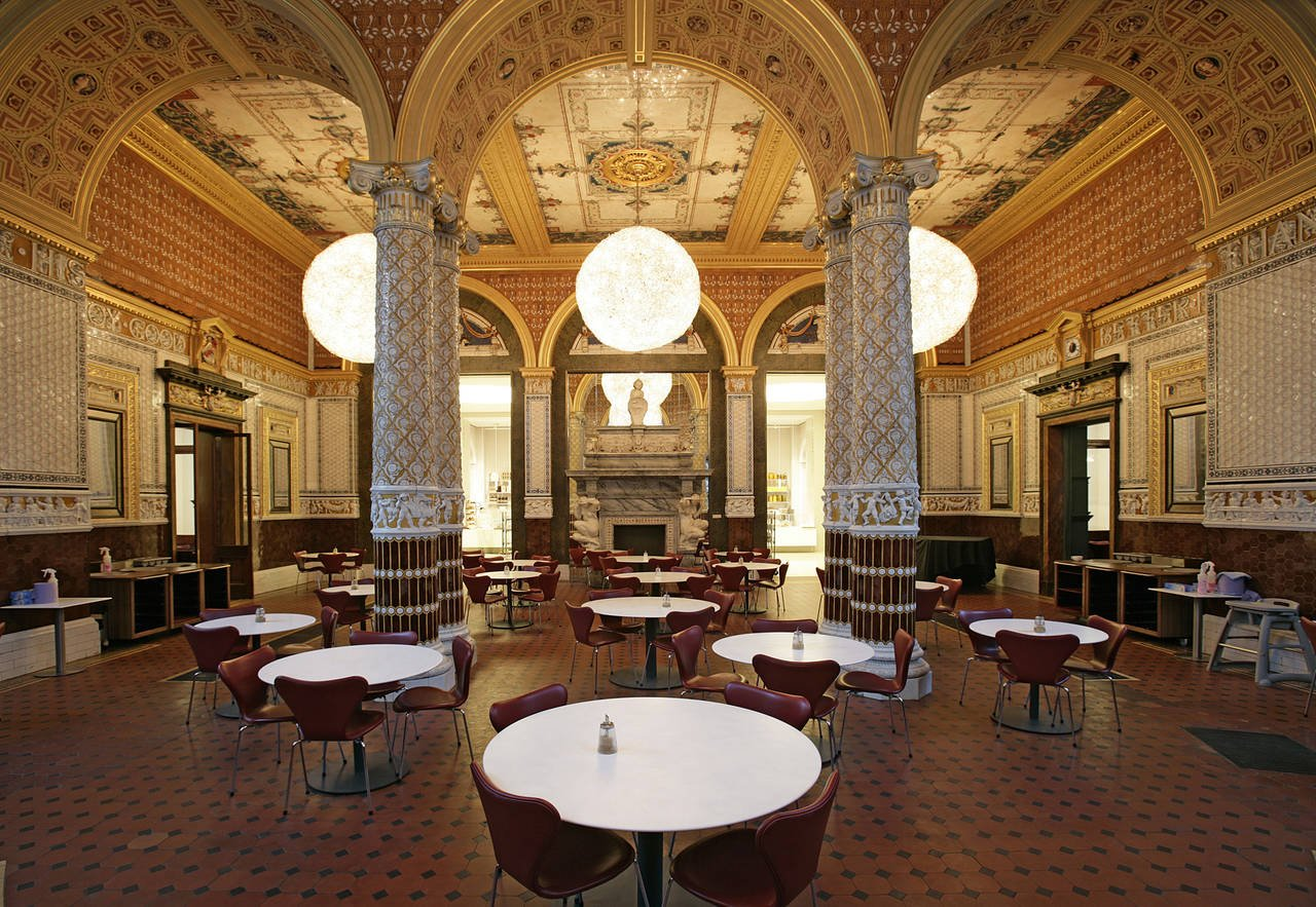 Five More Things Everyone Should Know About The Victorians V&A Gamble Room today