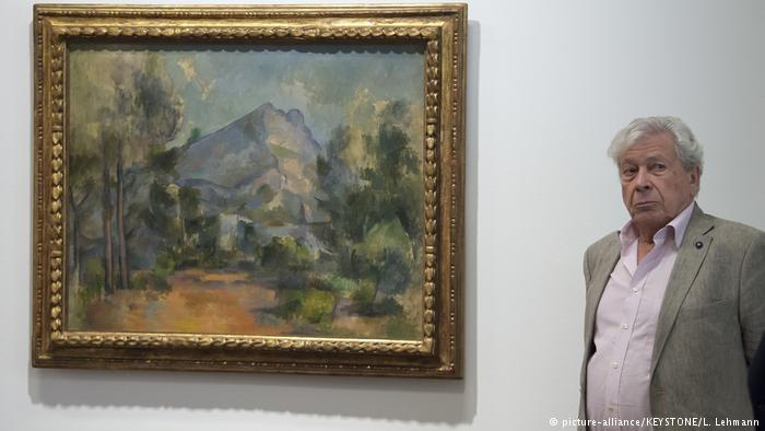 nazi-looted Cézanne Painting