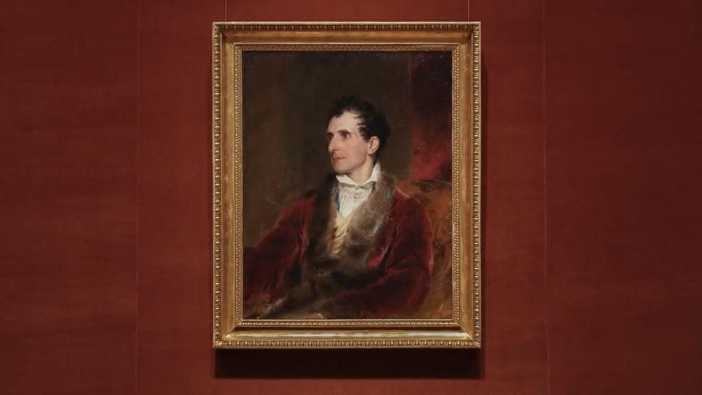 George Washington by Canova