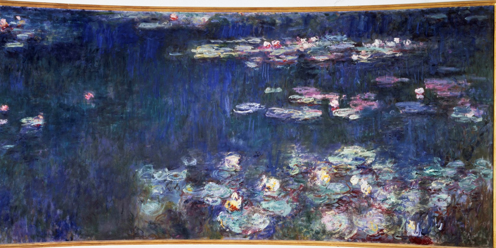 Claude Monet At New York City Modern Art