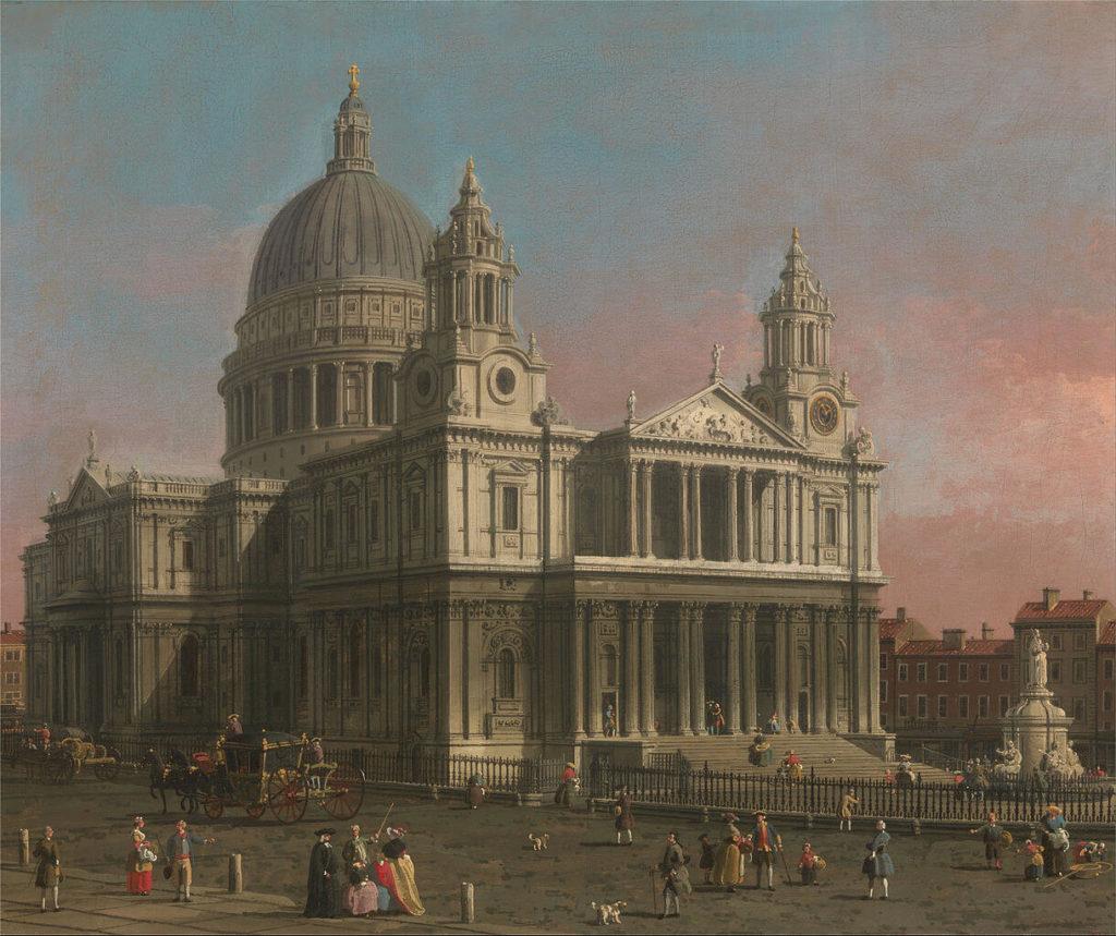 St. Paul's London Landmarks