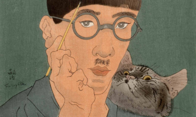 Foujita Cats