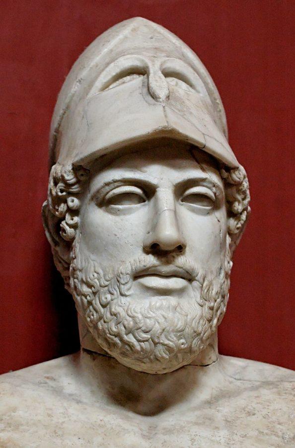 The Parthenon mythology