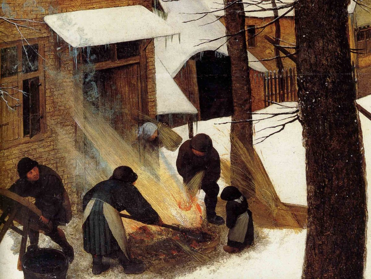 Pieter Bruegel: Hunters in the Snow  Hidden Stories and