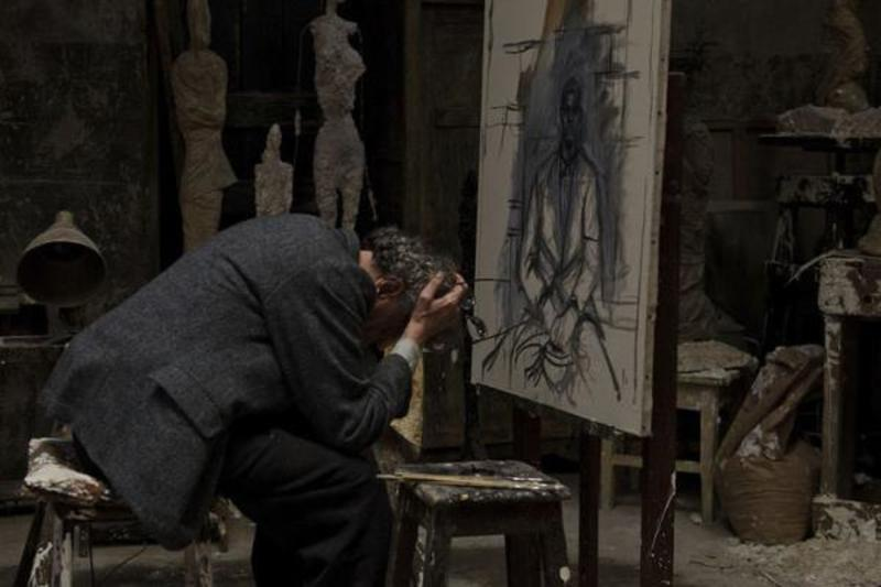 Giacometti's 'Final Portrait'