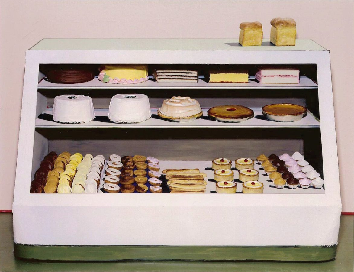 Sharon Core, Thiebauds- Bakery Counter, analogue C-print, 2008. Source: https://hyperallergic.com/245428/a-poetics-of-appropriation-on-sharon-core/