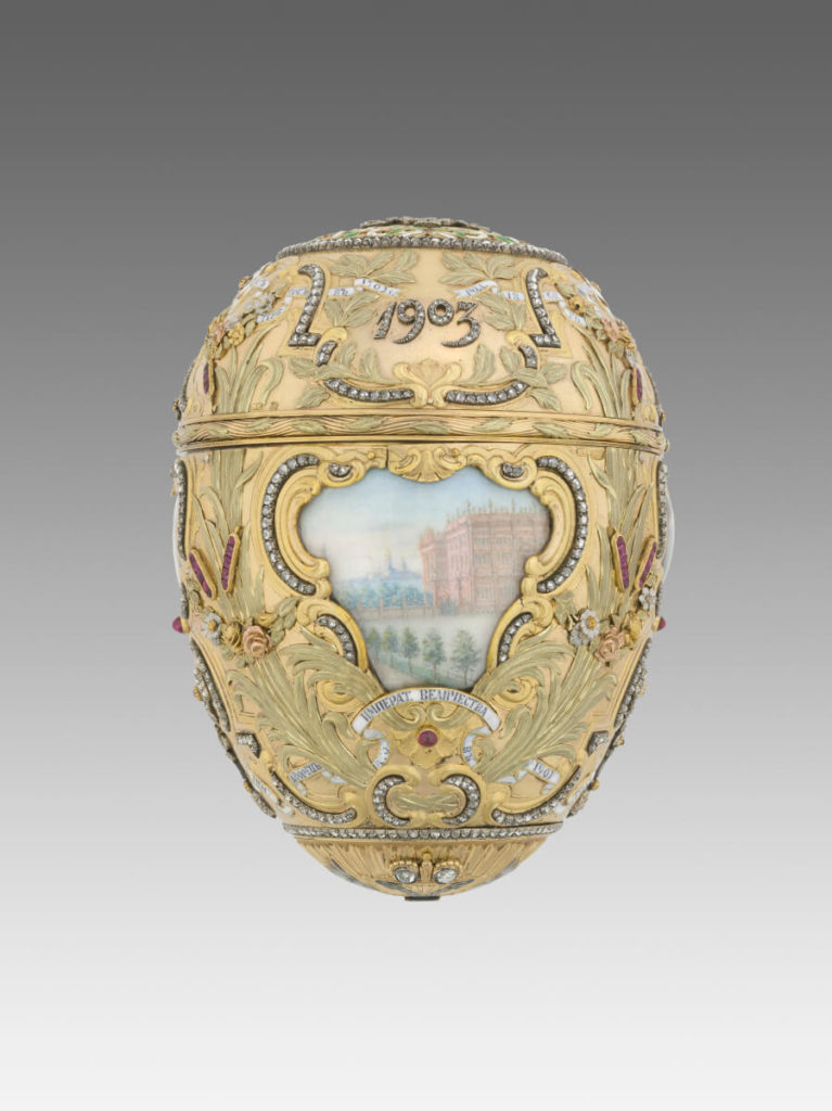 Fabergé Easter Eggs Peter the Great