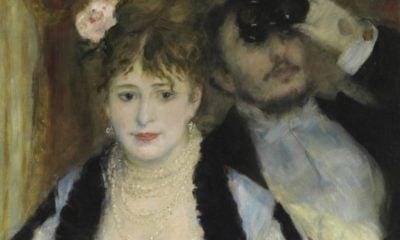 Pierre-Auguste Renoir, The Theatre Box